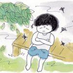 蚊子和眾生 孰重